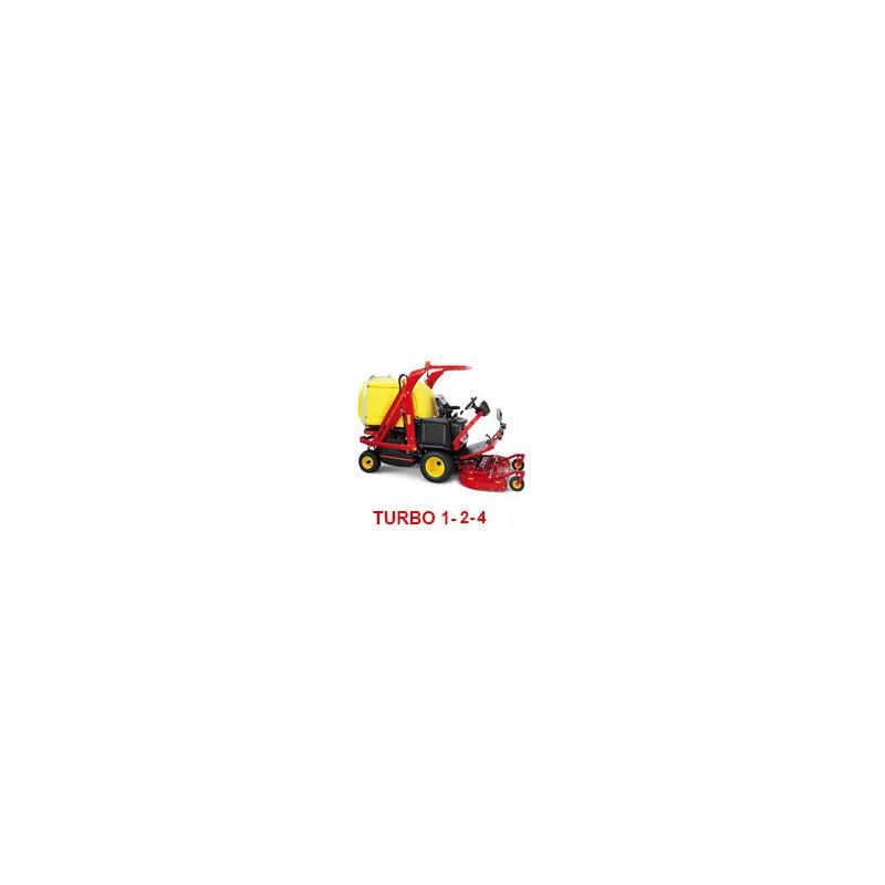 Tondeuse GIANNI FERRARI T1 AWD 130