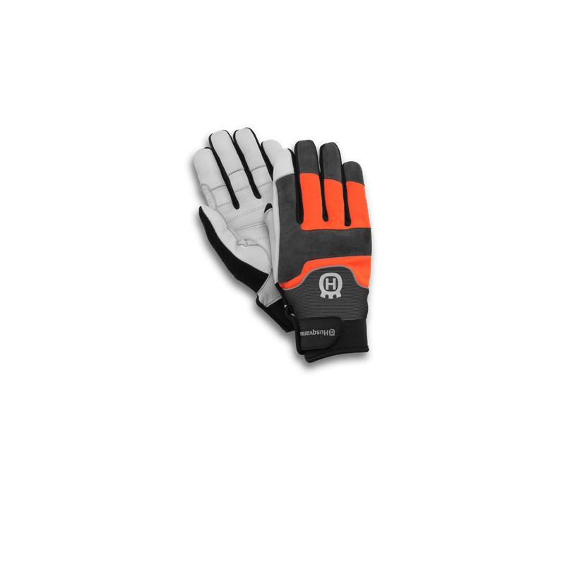 Gants technical avec protection anti coupure HUSQVARNA